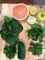 Green Citrusade ingredients